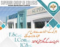 Superior College Plus Classes Campaign
