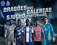 FC Porto 2014/15 Warrior Kit Presentation