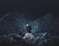 Climb on Triglav / Slovenia