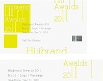 Hiiibrand awards 2011