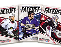 Lake Erie Monsters - Faceoff:  Game Programs 2014-15