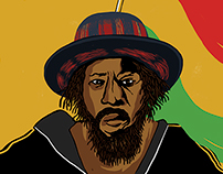 International Reggae Poster Contest 2015
