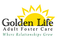 Golden Life AFC Logo
