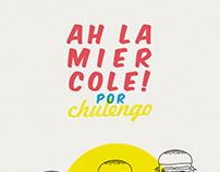 AH LA MIERCOLE! por chulengo - Macanudo Hostel Bar