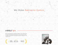 STRIDER - A Game Studio Template