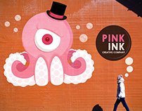 Pink Ink Identity