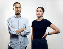 Freya Spencer-Wood & Alex Kuusik
