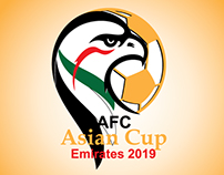 Proposal Asian Cup logo (UAE 2019)