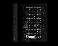 the OMNIBUS BOOK