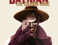 BATMAN: THE KILLING JOKE POSTER FAN ART
