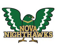 NOVA Nighthawks Mascot