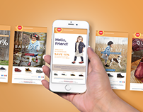 Umi Children's Shoes Branding & Digital Marketing