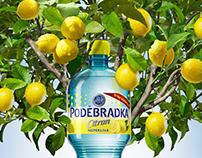Podebradka - Mineral water