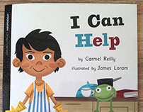'I Can Help', published by Oxford University Press