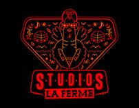 Studios La Ferme - Logo
