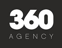 360 Agency - Facebook Cover Art