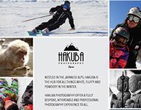 Flyer Hakuba Photography - Hakuba/Japan
