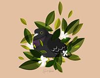 Birds X Leaves