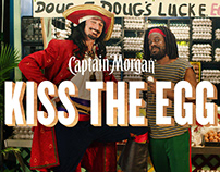 Captain Morgan | Kiss The Egg