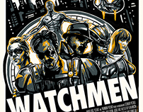 Watchmen: WonderCon Anaheim 2015