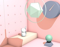 Rooms - 3d Illustrations
