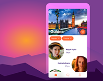 Walk With Me - Trip advisory app