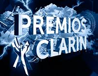 Propuesta Nueva Identidad Premios Clarín