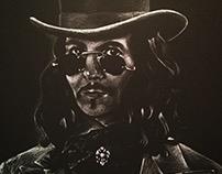 Dracula Portrait