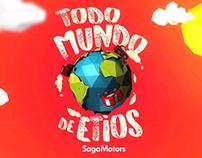 Saga Motors - Todo Mundo de Etios