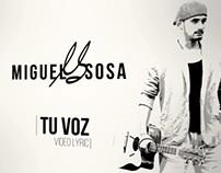 Marca y Video Liryc Miguel Sosa