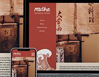 MUSHA (branding)