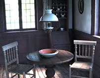 Historical Diningroom