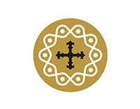 """Logo """"Diocese Viana do Castelo"""""""