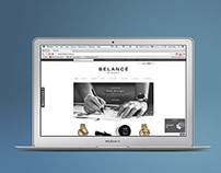 BELANCÉ (Digital Management, Lookbook)