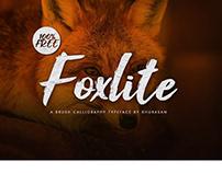 Free | Foxlite Font