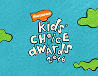 Kids' Choice Awards 2016 | Show Package