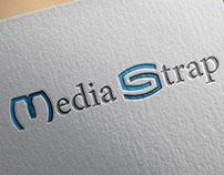 media strap logo