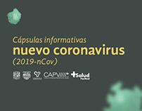 Cápsulas informativas – Nuevo Coronavirus 2019