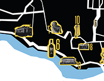 Oporto Museums Map
