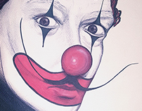Salvador Dali / The Clown