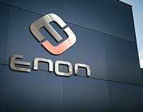 Enon - Logo design
