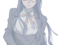 Tsumugi Shirogane Is Not Going Back|白銀同學沒有救贖