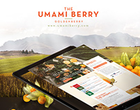 The Umami Berry Website