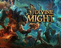 Divine Might - Ad Creative