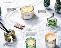 Stylist Magazine: Home Aroma 2015