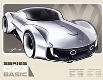 Volkswagen BRICK