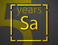 5 Years of Designing