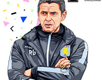 Remi Garde Aston Villa