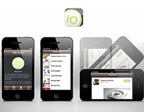 Portfolio browsing app