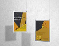 Typography Exhibition Flyer | 2018